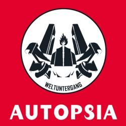 Autopsia – Weltuntergang LP
