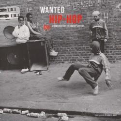 Various - Wanted Hip-Hop LP