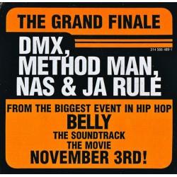 DMX, Method Man, Nas & Ja...