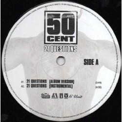 50 Cent - 21 Questions LP