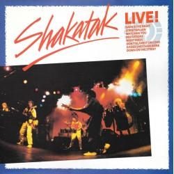 Shakatak - Live! LP