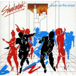Shakatak - Down On The...