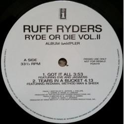 Ruff Ryders - Ryde Or Die...