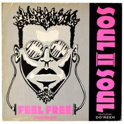 """Soul II Soul - Feel Free 12"""""""