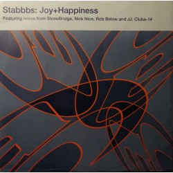 Stabbbs - Joy + Happiness LP