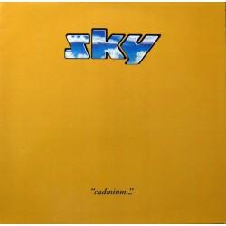 """Sky – """"Cadmium ..."""" LP"""