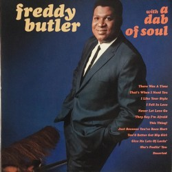 Freddy Butler – With A Dab...