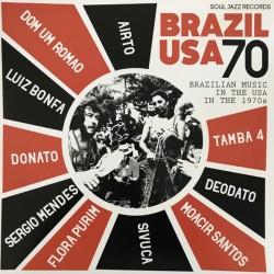 Various - Brazil USA 70...