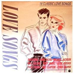 Various – Love Songs LP