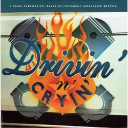 Drivin' N' Cryin' ‎– Fly Me...