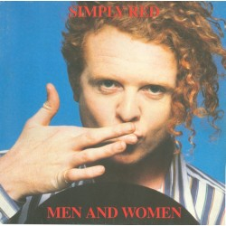 Simply Red ‎– Men And Women LP