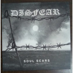 DISFEAR – Soul Scars LP