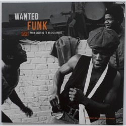 Various - Wanted Funk LP