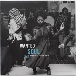 Various - Wanted Soul LP