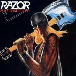 Razor – Executioner's Song LP