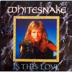"""Whitesnake - Is This Love 12"""""""