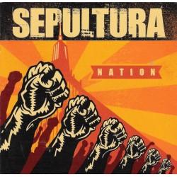 Sepultura - Nation 2xLP