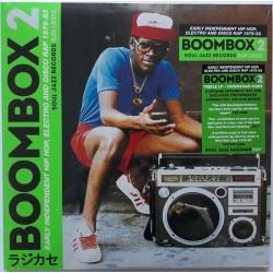 Various  – Boombox 2 3xLP