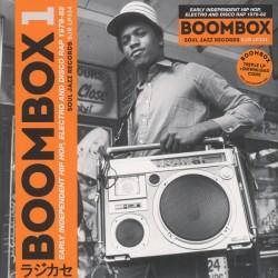 Various – Boombox 1 3xLP