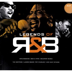 Various - Legends Of R&B 2xLP