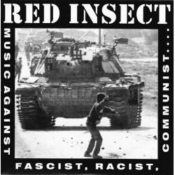 """Red Insect / Němá Barikáda 7"""""""