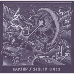 "Rapsöd / Stolen Lives 7"""