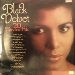 Various - Black Velvet LP