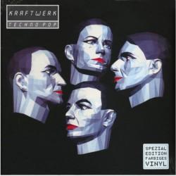 Kraftwerk - Techno Pop LP