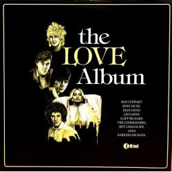 Various - The Love Album LP