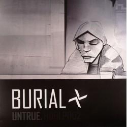 Burial - Untrue 2xLP