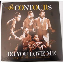 The Contours - Do You Love...