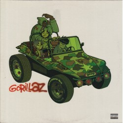 Gorillaz – Gorillaz LP