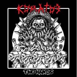 Komatoz - Two hands LP