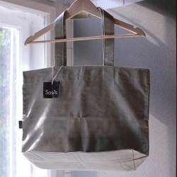 Taška - soft grey