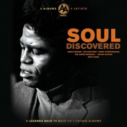 Various - Soul Discovered...
