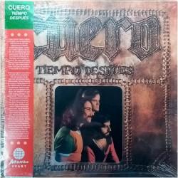 Cuero – Tiempo Después LP