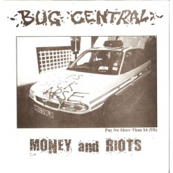 Bug Central – Money And...